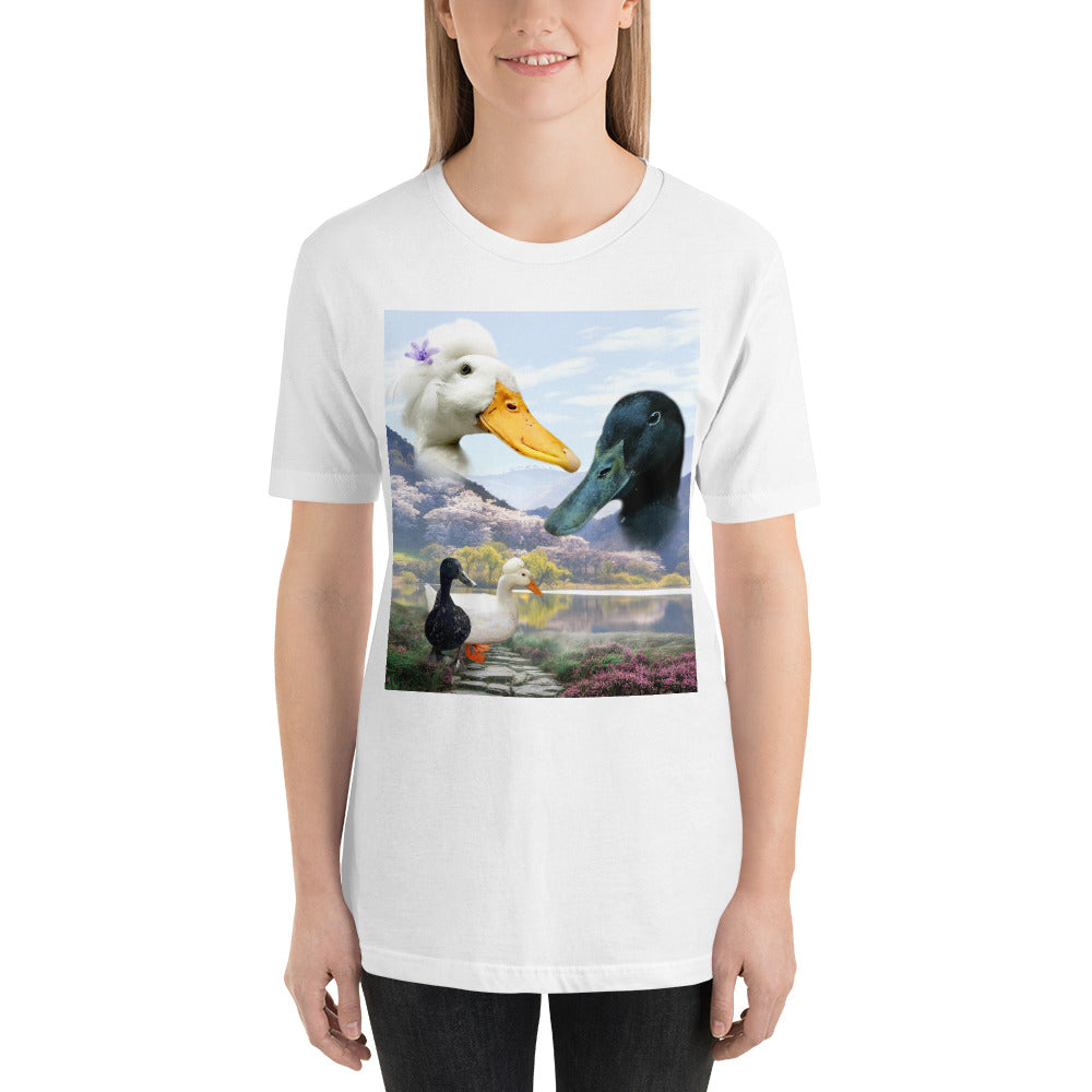 Dusty Otter Duckums Unisex T-Shirt
