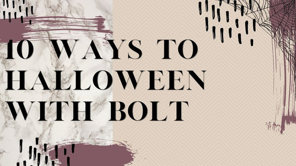 10 Halloween Costume Ideas with Bolt!