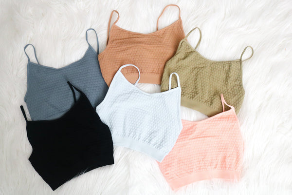 Break The Ice Bralettes Top Nikibiki