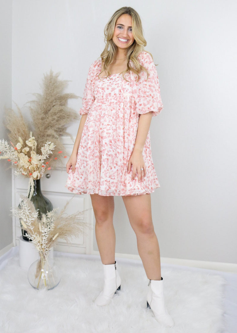 Cara Babydoll Dress Dress Storia
