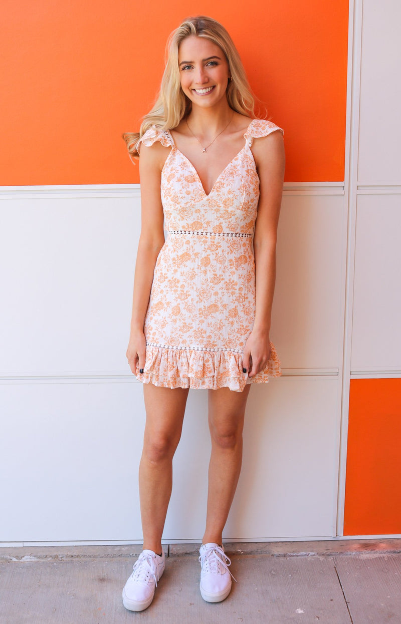 Daisy Dreams Mini Dress Dress MINKPINK