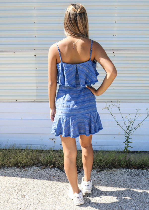 Denim Dreams Dress Dress ~