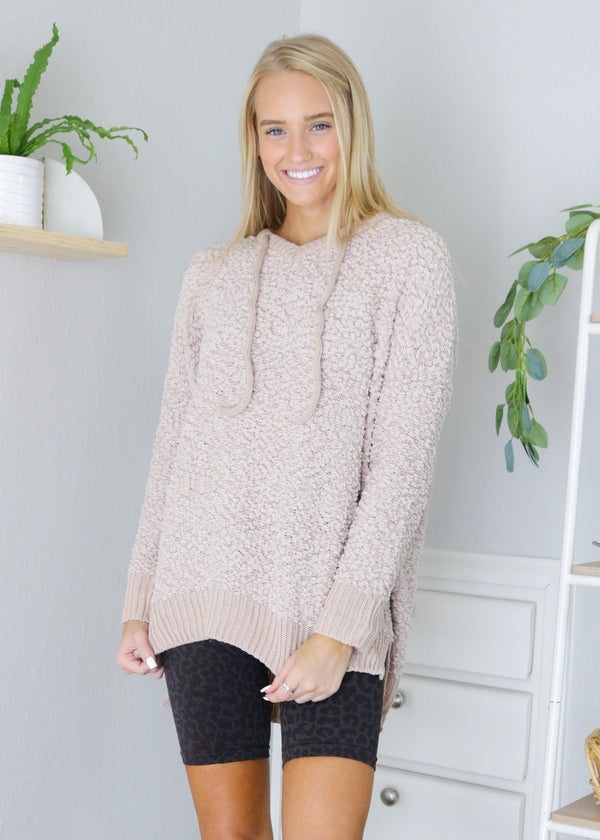 Frankie Mauve Pullover Top ~
