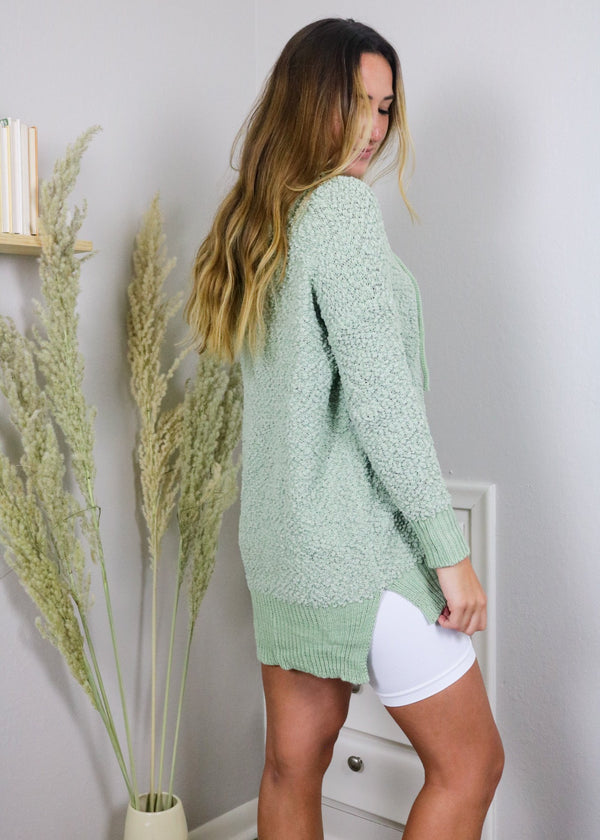 Frankie Sage Oversized Pullover Pullover ~