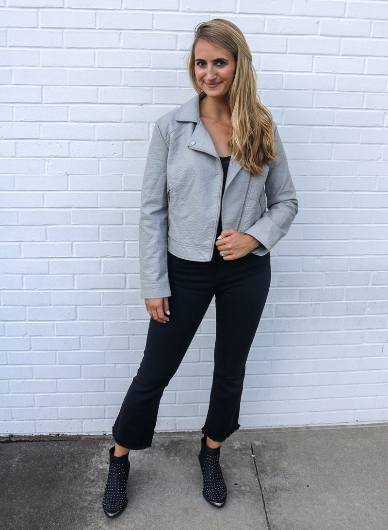 Greystone Leather Jacket Jacket Jack by BB Dakota