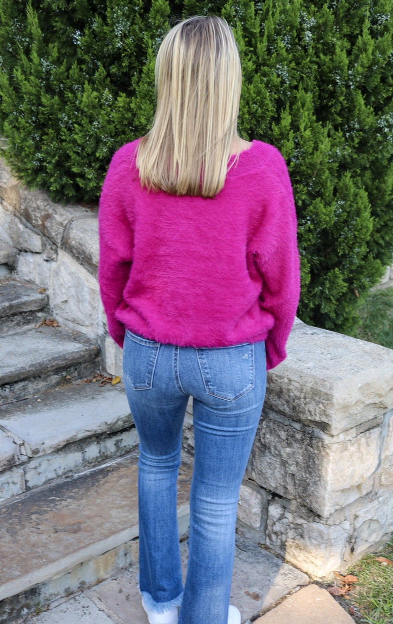 Jenna Knit Cardigan Sweater MINKPINK