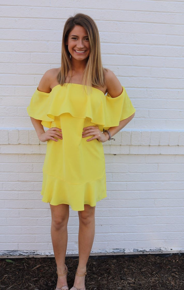 Lemonade Dress Dress ~