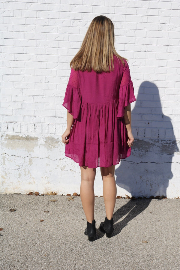 Lexie Swing Dress Dress ~
