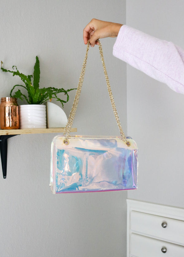 Prism Clear Swing Double Bag Accessory Vere