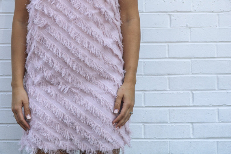 Sierra Fringe Dress Dress ~