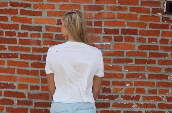 Splatter Paint Top Tops ~