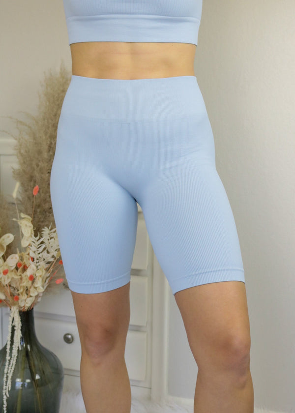 Your Favorite Ribbed Biker Shorts Bottoms Nikibiki