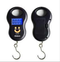 Kg Lb Oz 50Kg /10g Digital Scale BackLight Fishing Pocket Weight scale Luggage Scales - AEIGARTZ.COM