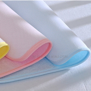 Bamboo fiber Washable breathable  Waterproof Mattress pad 30*45cm/50*70cm - AEIGARTZ.COM