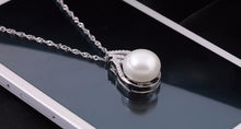 AAAA Pearl pendant necklace for women Top quality 12-13mm freshwater pearl - AEIGARTZ.COM