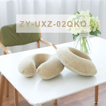 U Shaped Memory Foam Neck Pillows - AEIGARTZ.COM