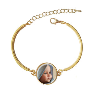 Personalized Custom Photo Bracelet