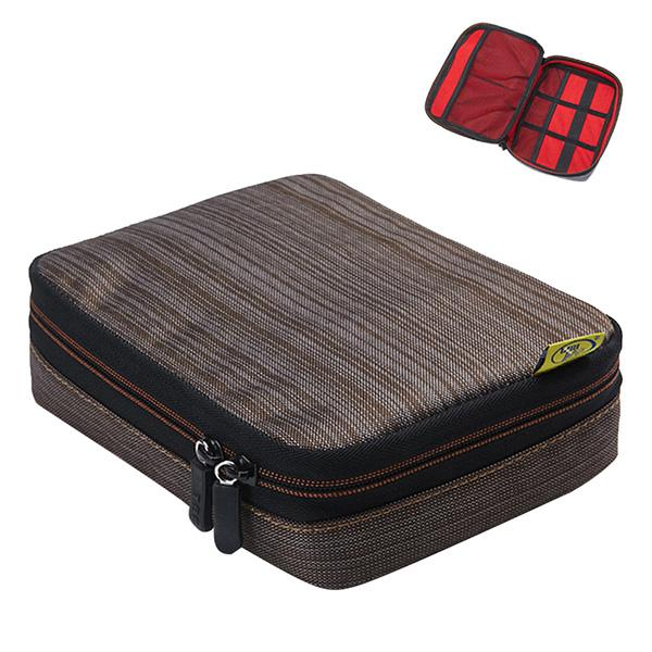 Portable Travel Waterproof tech Storage Bag Organizer - AEIGARTZ.COM