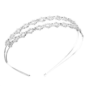 Rhinestone Headband Hair Barrettes, Hairband, Hair Clip, Hair Loop - AEIGARTZ.COM
