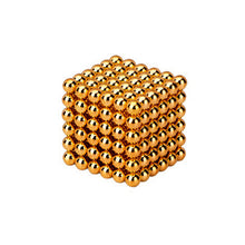 (1 set 5mm 216 pcs) Colorful neodymium magnetic buck ball - AEIGARTZ.COM