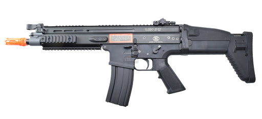 FN Herstal SCAR-L Airsoft Metal/Polymer AEG Rifle, Black