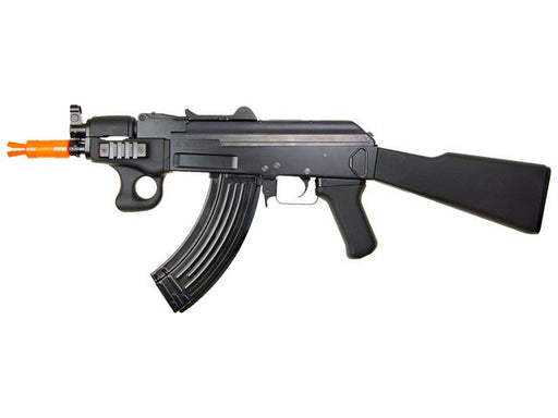 SRC Sportline Series AK47 Krinkov CQB Black Stockless AEG Package