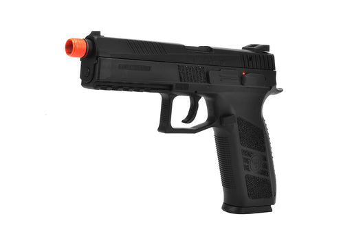 ASG CZ P-09 Gas Blowback Pistol w/ Threaded Outer Barrel