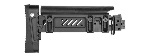 ASP Tactical AK AEG Folding Stock, Black