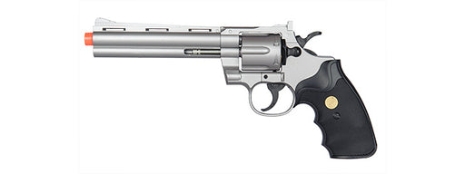 UK Arms Spring Revolver, Sliver