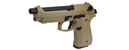 G&G GPM92 Gas Blowback Airsoft Pistol, Desert Tan