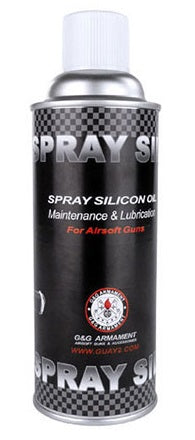 G&G XL-Sized Silicone Oil Spray Bottle - GROUND SHIPPING ONLY