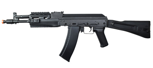 LCT AK-102 AEG Airsoft Rifle w/ Folding Stock, Black