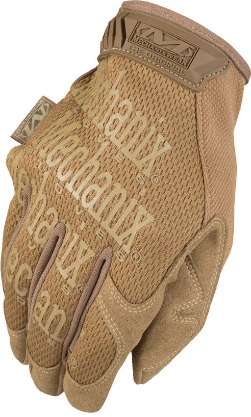 Mechanix Original Tactical Gloves, Coyote