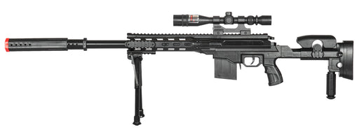 P2668 Spring Sniper Rifle, Black