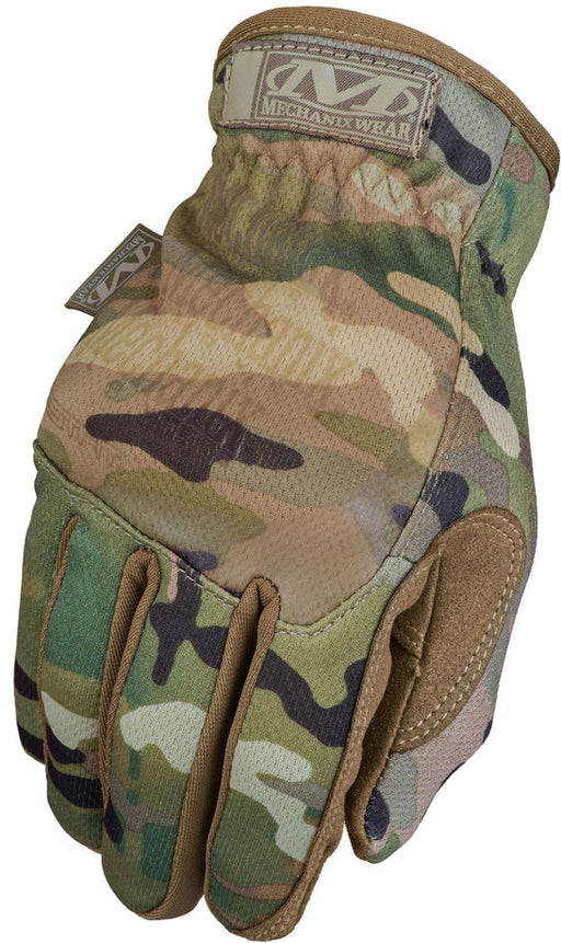 Mechanix FastFit Tactical Gloves, MultiCam