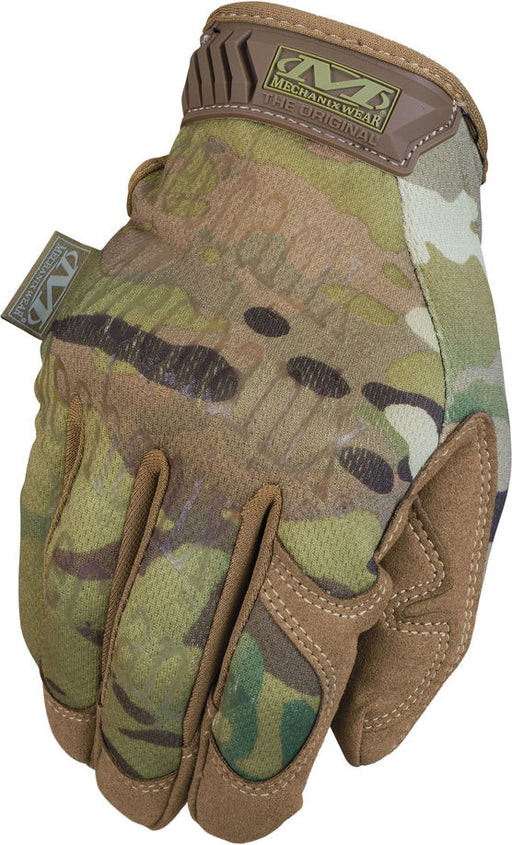 Mechanix Original Tactical Gloves, MultiCam