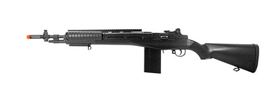 AGM M14 SOCOM Airsoft Sniper Rifle with RIS, 400 FPS