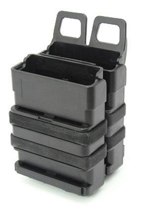 Emerson Quick Draw Double M4 Magazine Holster - Black