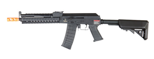 Lancer Tactical RIS AK Tactical AEG Airsoft Gun, Black