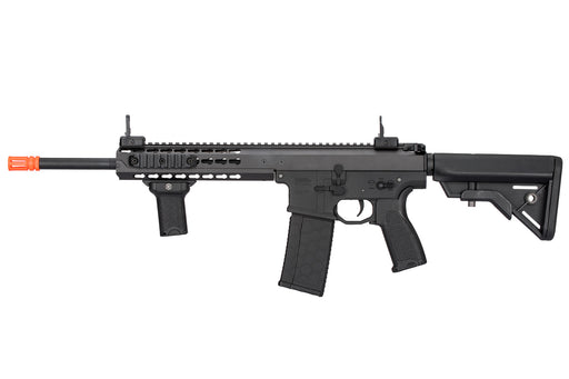 "Lancer Tactical Warlord 10.5"" Type B Carbine Airsoft Rifle, Low FPS Version, Black"