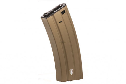 Elite Force Universal M4/M16 Hi-Cap Mag, Tan