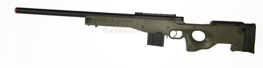 Well MB4401 L96 Metal Airsoft Sniper Rifle, OD Green