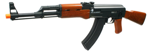 Kalashnikov AK47 Premium Full Metal & Real Wood Blowback Airsoft Rifle