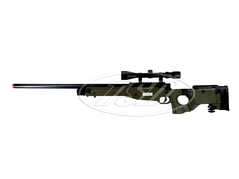 TSD Tactical SD99 Bolt Action Airsoft Sniper Rifle, OD