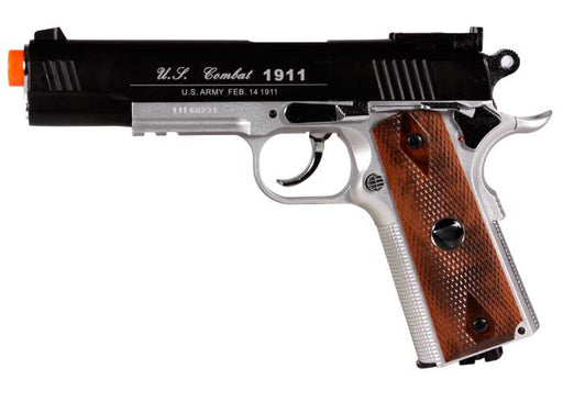 TSD Tactical-601 Metal Slide CO2 Blowback M1911 (BSW)