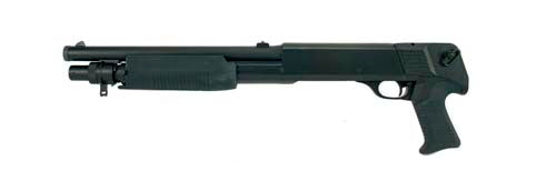 M56B Double Eagle Multi-Shot Airsoft Shotgun
