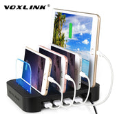 Multi-Port Charging Station For 4 Device - My iPhone Store