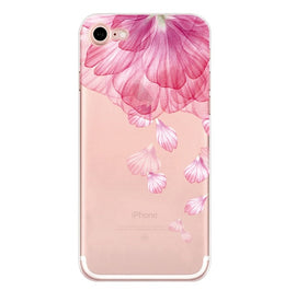 Mutiple Lace & Flower Design iPhone Case - My iPhone Store