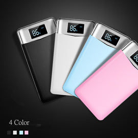 20,000mAh Extreme Power Bank with Display - Charge Up To 10 Times - My iPhone Store