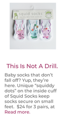 best socks for chubby babies
